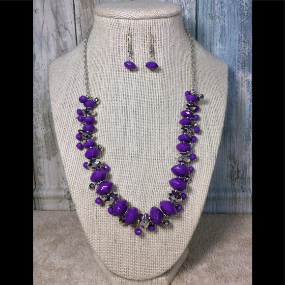 paparazzi Jewelry - Paparazzi necklace in Purple
